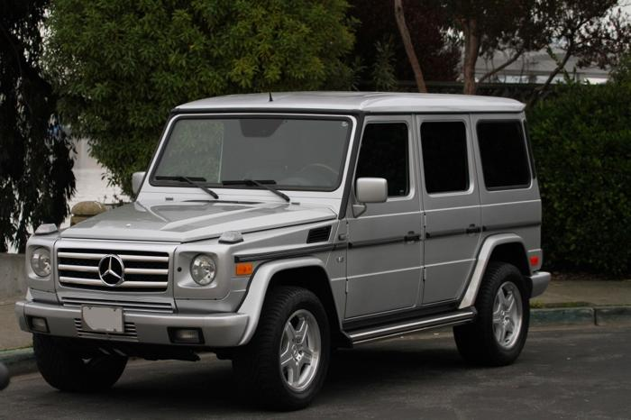 2002 mercedes benz g class no reserve for sale in. Black Bedroom Furniture Sets. Home Design Ideas