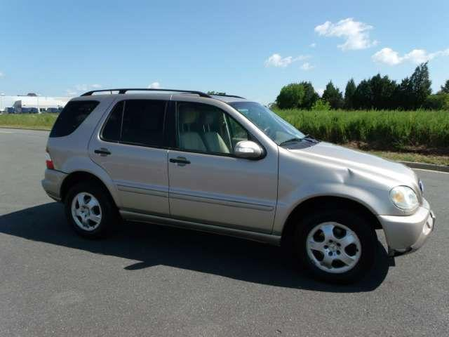 2002 mercedes benz m class ml320 4matic for sale in. Black Bedroom Furniture Sets. Home Design Ideas