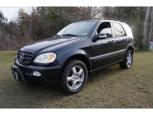 2002 Mercedes Benz M Class Ml320 4matic For Sale In Pearl