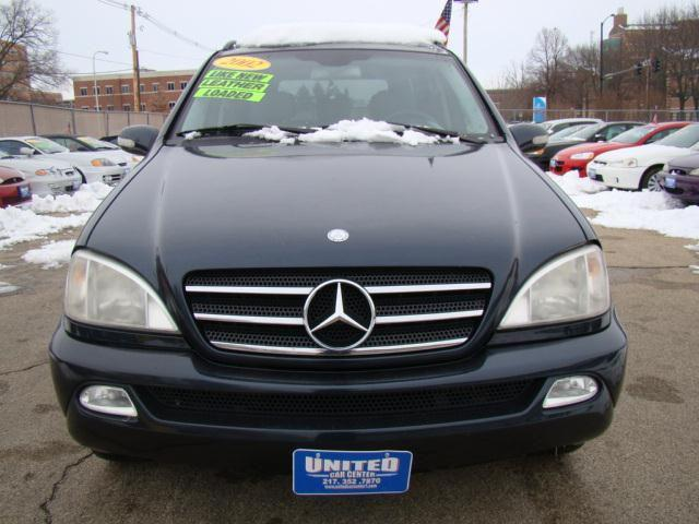 2002 Mercedes Benz M Class Ml500 4matic For Sale In