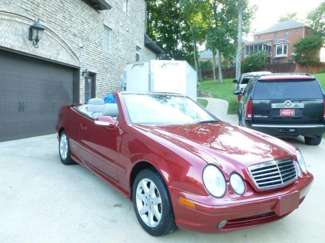 2002 mercedes clk430 convertible for sale in springfield for Mercedes benz clk430 convertible for sale