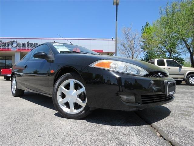 2002 mercury cougar 2d coupe for sale in springfield. Black Bedroom Furniture Sets. Home Design Ideas