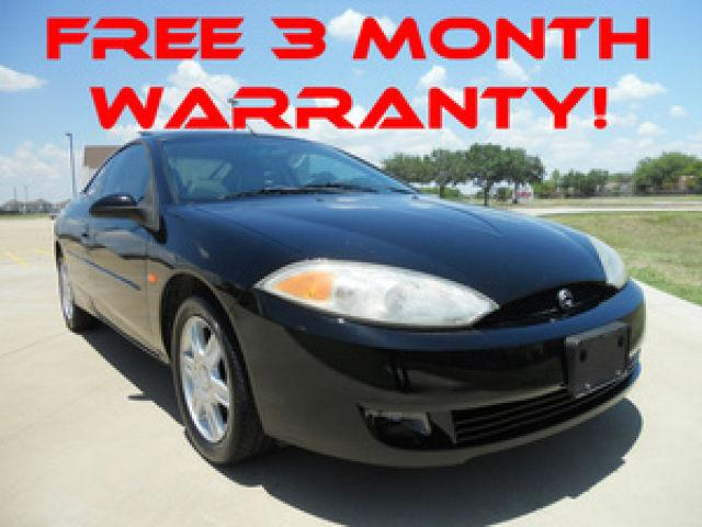 2002 mercury cougar for sale in houston texas classified. Black Bedroom Furniture Sets. Home Design Ideas