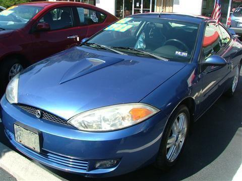 2002 mercury cougar coupe xr coupe 2d for sale in. Black Bedroom Furniture Sets. Home Design Ideas