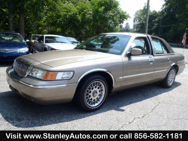 2002 Mercury Grand Marquis Gs For Sale In Sewell New