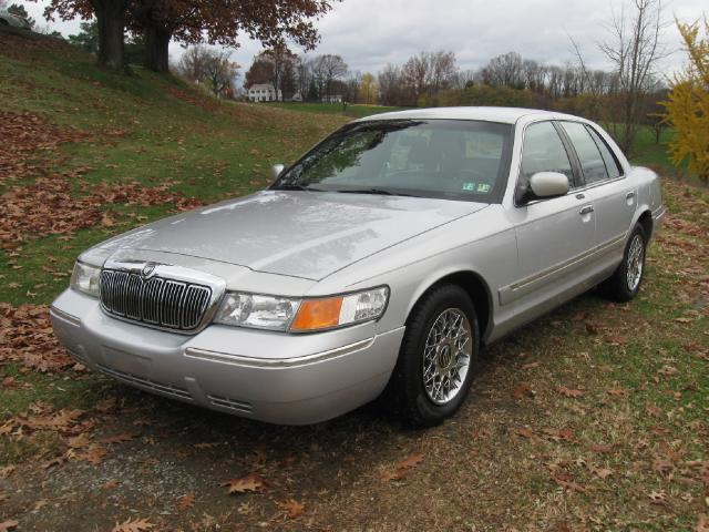 2002 Mercury Grand Marquis Gs For Sale In Pittsburgh