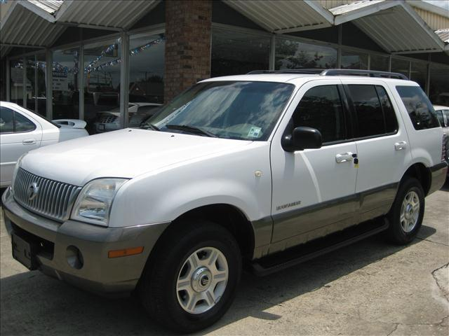 2002 mercury mountaineer for sale in thibodaux louisiana classified. Black Bedroom Furniture Sets. Home Design Ideas