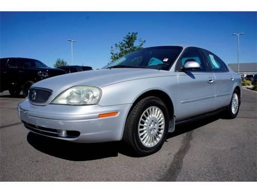 2002 mercury sable 4dr car gs for sale in colona colorado. Black Bedroom Furniture Sets. Home Design Ideas