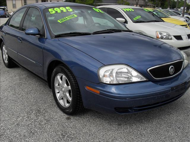 2002 mercury sable gs for sale in palm bay florida. Black Bedroom Furniture Sets. Home Design Ideas