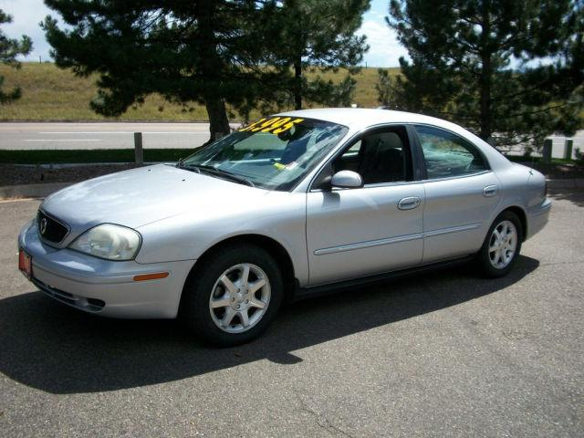2002 mercury sable gs for sale in littleton colorado. Black Bedroom Furniture Sets. Home Design Ideas