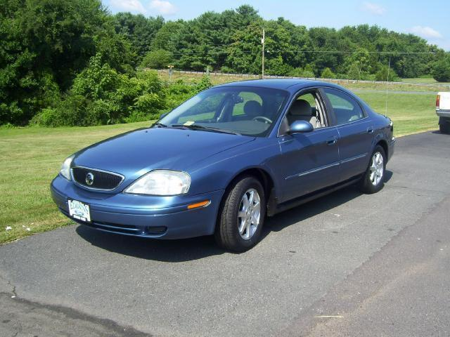 2002 mercury sable gs for sale in madison virginia. Black Bedroom Furniture Sets. Home Design Ideas