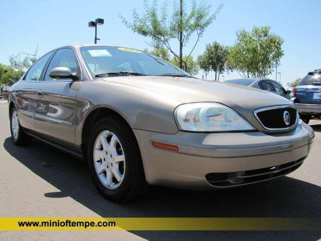 2002 mercury sable gs for sale in tempe arizona. Black Bedroom Furniture Sets. Home Design Ideas