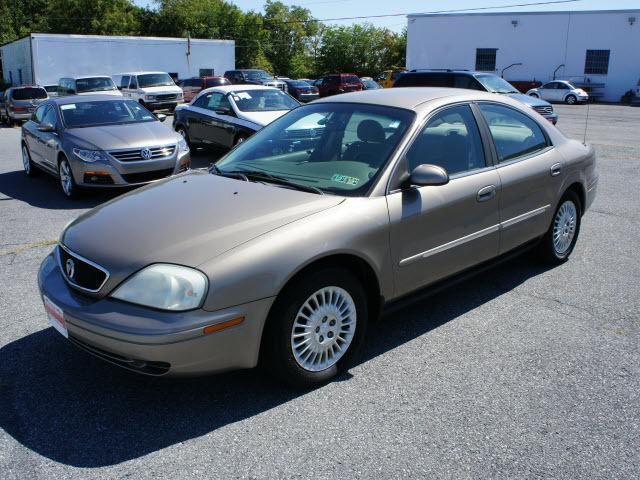 2002 mercury sable gs for sale in whitehall pennsylvania. Black Bedroom Furniture Sets. Home Design Ideas