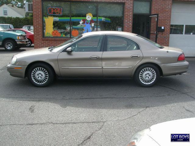 2002 mercury sable gs for sale in east windsor. Black Bedroom Furniture Sets. Home Design Ideas