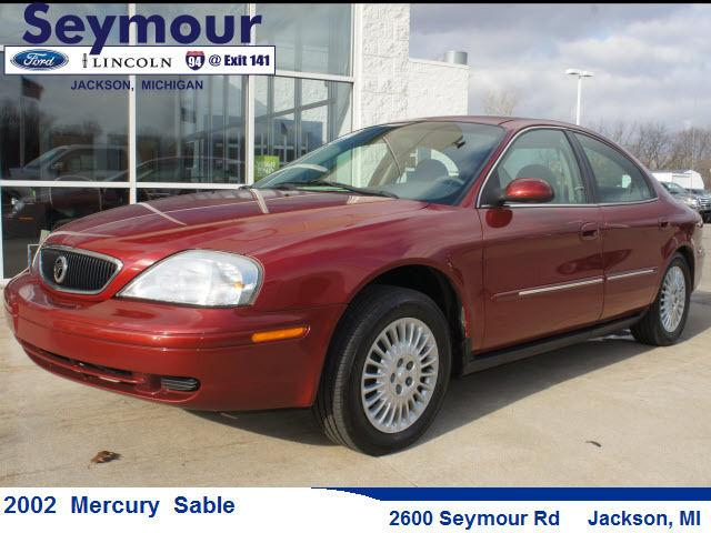 2002 mercury sable gs for sale in jackson michigan. Black Bedroom Furniture Sets. Home Design Ideas