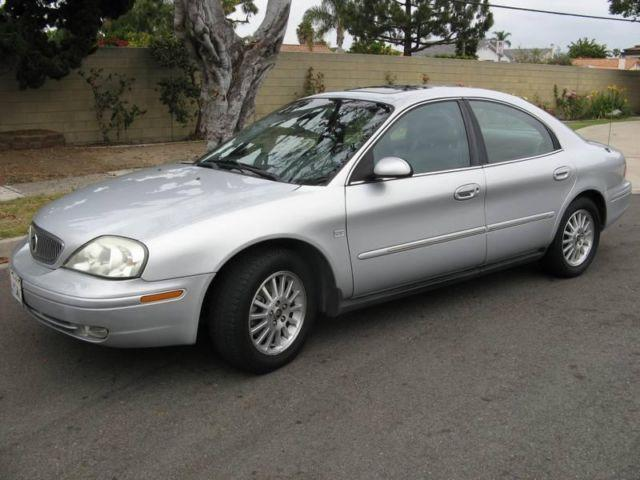2002 mercury sable ls platinum for sale in santa ana. Black Bedroom Furniture Sets. Home Design Ideas