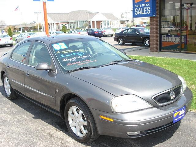 2002 mercury sable ls premium for sale in cedar rapids. Black Bedroom Furniture Sets. Home Design Ideas