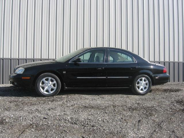 2002 mercury sable ls premium for sale in atlantic iowa. Black Bedroom Furniture Sets. Home Design Ideas
