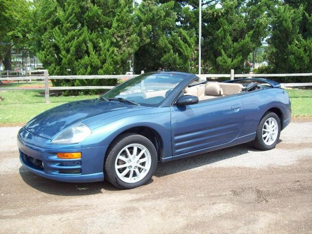 2002 mitsubishi eclipse spyder gs for sale in memphis tennessee classified. Black Bedroom Furniture Sets. Home Design Ideas