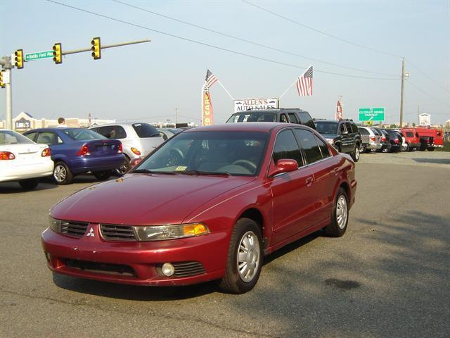 2002 mitsubishi galant es for sale in fredericksburg. Black Bedroom Furniture Sets. Home Design Ideas
