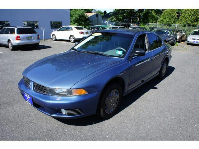 2002 mitsubishi galant es for sale in roselle new jersey. Black Bedroom Furniture Sets. Home Design Ideas
