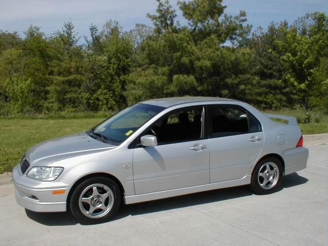 2002 mitsubishi lancer oz rally for sale in purcellville virginia classified. Black Bedroom Furniture Sets. Home Design Ideas