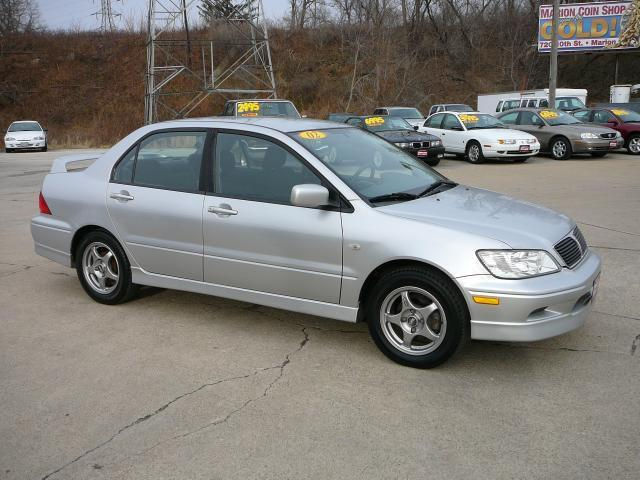 2002 mitsubishi lancer oz rally for sale in marion iowa classified. Black Bedroom Furniture Sets. Home Design Ideas