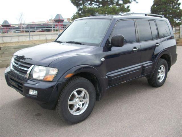 2002 Mitsubishi Montero XLS for Sale in Castle Rock ...