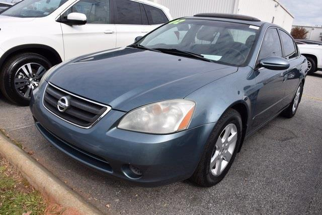 2002 Nissan Altima 2.5 S 2.5 S 4dr Sedan