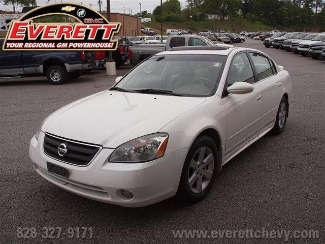 2002 nissan altima 2 5 s for sale in hickory north carolina classified. Black Bedroom Furniture Sets. Home Design Ideas