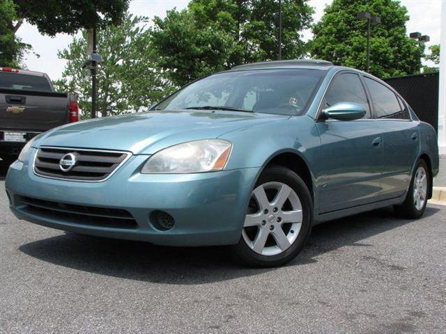 2002 nissan altima 2 5 s for sale in duluth georgia classified. Black Bedroom Furniture Sets. Home Design Ideas