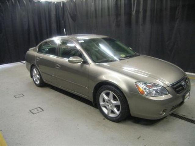 2002 nissan altima 3 5 se for sale in fredericksburg. Black Bedroom Furniture Sets. Home Design Ideas