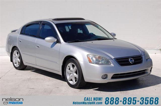 2002 nissan altima 3 5 se for sale in antioch tennessee. Black Bedroom Furniture Sets. Home Design Ideas