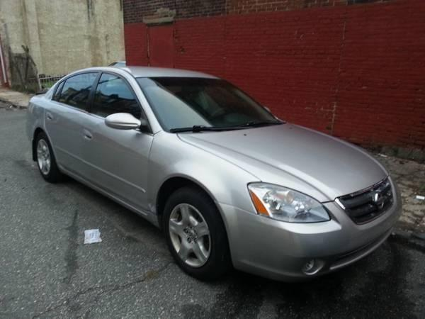 2002 Nissan Altima For Sale In Damascus Maryland