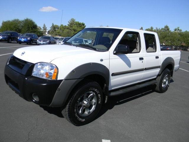 2002 nissan frontier for sale in las vegas nevada. Black Bedroom Furniture Sets. Home Design Ideas