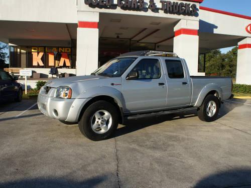 2002 nissan frontier crew cab 4x4 sve sc lb for sale in de. Black Bedroom Furniture Sets. Home Design Ideas