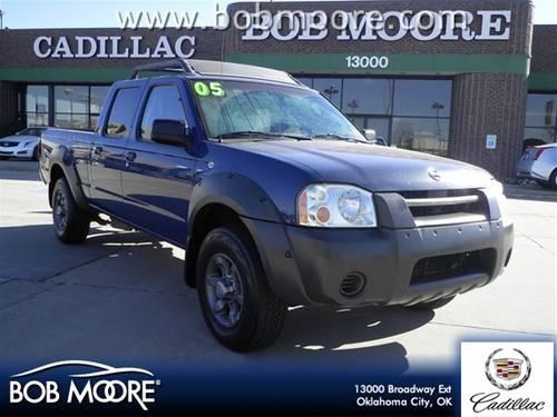 2002 Nissan Frontier Long Bed Crew Cab XE-V6