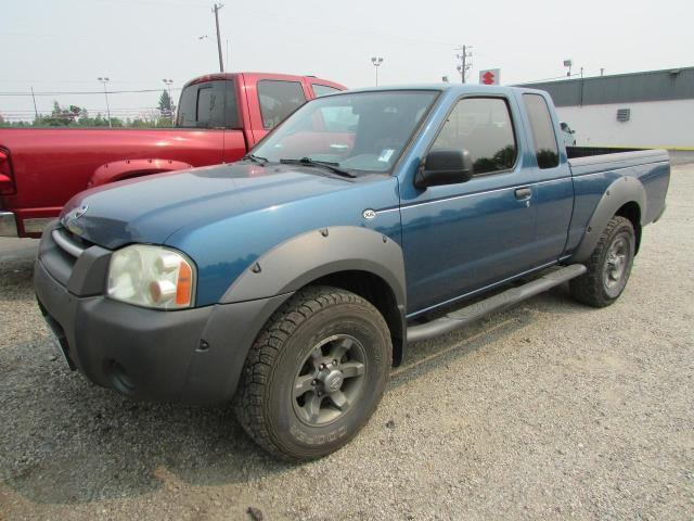 2002 nissan frontier se v6 2dr king cab se v6 4wd sb for. Black Bedroom Furniture Sets. Home Design Ideas