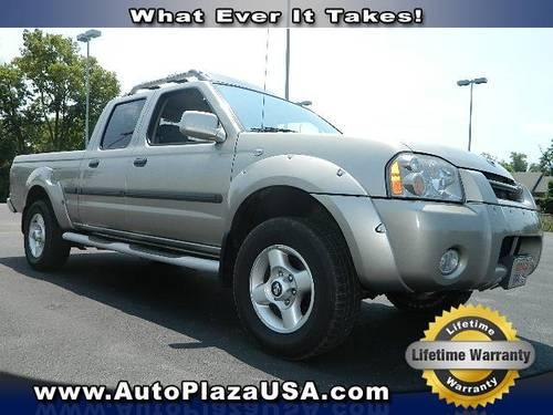 2002 nissan frontier truck crew cab xe v6 for sale in. Black Bedroom Furniture Sets. Home Design Ideas