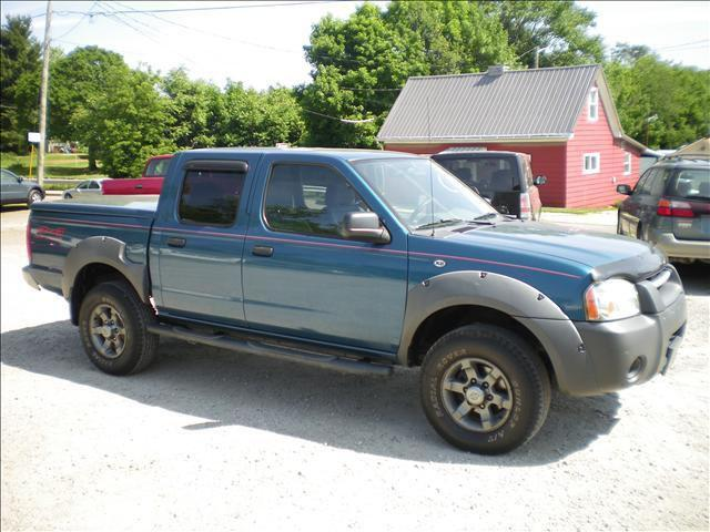 2002 nissan frontier xe for sale in barnesville ohio. Black Bedroom Furniture Sets. Home Design Ideas