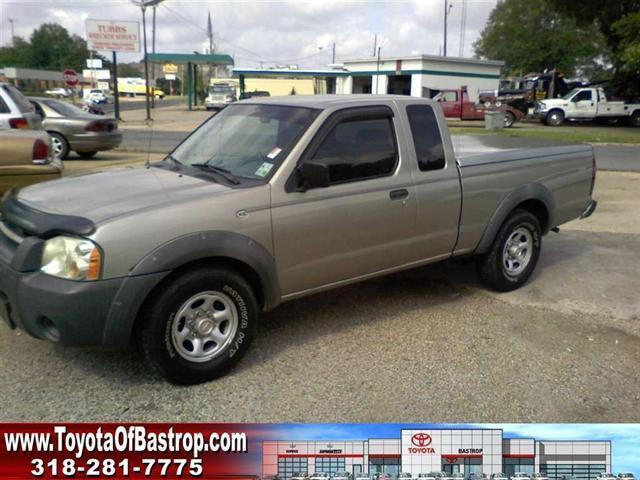 2002 nissan frontier xe for sale in bastrop louisiana. Black Bedroom Furniture Sets. Home Design Ideas