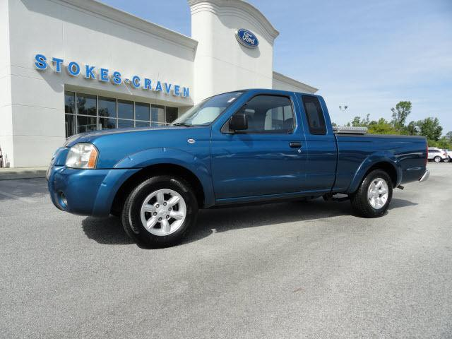 2002 nissan frontier xe for sale in manning south. Black Bedroom Furniture Sets. Home Design Ideas