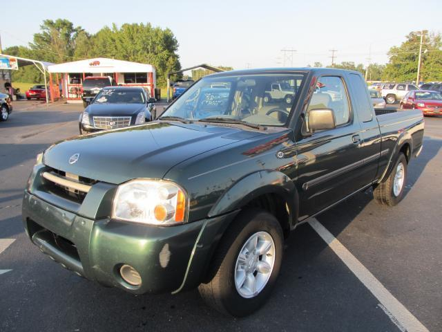 2002 nissan frontier xe for sale in cabot arkansas. Black Bedroom Furniture Sets. Home Design Ideas