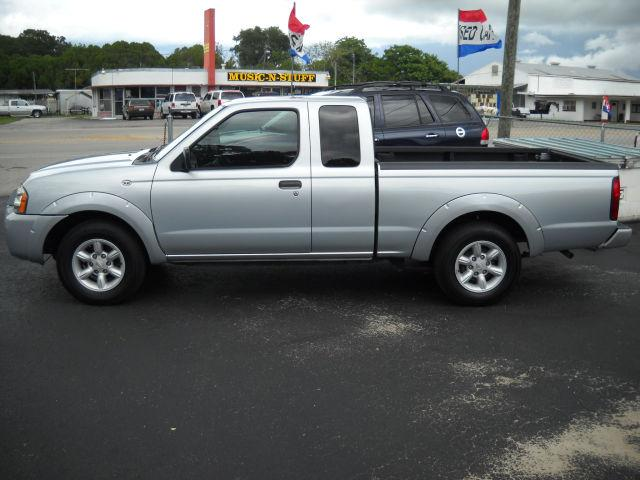 2002 nissan frontier xe king cab for sale in tavares. Black Bedroom Furniture Sets. Home Design Ideas