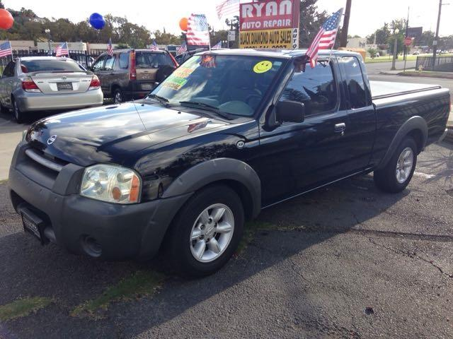 2002 nissan frontier xe los angeles ca for sale in los. Black Bedroom Furniture Sets. Home Design Ideas