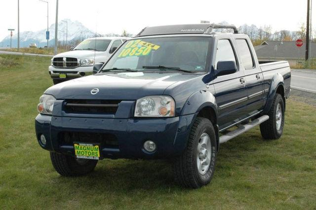 2002 nissan frontier for sale in wasilla alaska. Black Bedroom Furniture Sets. Home Design Ideas