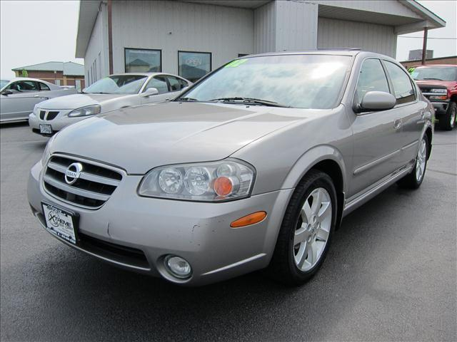 2002 nissan maxima gle for sale in sycamore illinois classified. Black Bedroom Furniture Sets. Home Design Ideas