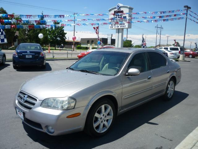 2002 nissan maxima gle for sale in roy utah classified. Black Bedroom Furniture Sets. Home Design Ideas