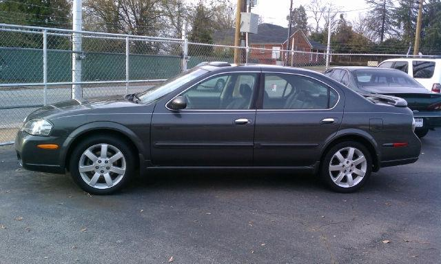 2002 nissan maxima gle for sale in anderson south carolina classified. Black Bedroom Furniture Sets. Home Design Ideas
