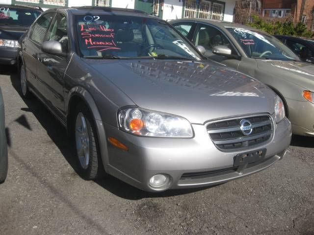 2002 nissan maxima se for sale in newark new jersey classified. Black Bedroom Furniture Sets. Home Design Ideas
